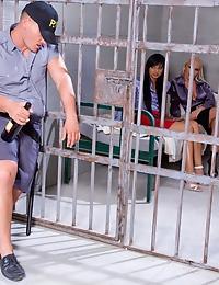 Jail Babe